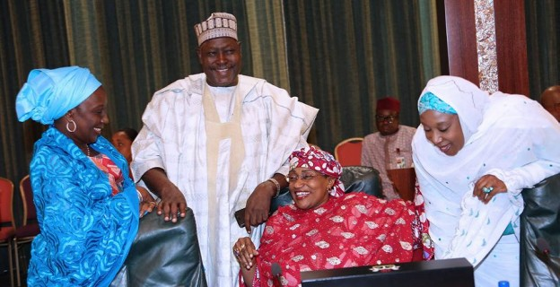 Alhassan returns as Buhari presides over July FEC meeting