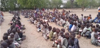 SHOCKING! '250,000 children' severely malnourished in Borno