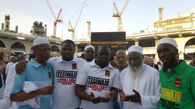 Naira crash: Nigerian pilgrims in Saudi patronise local food vendors