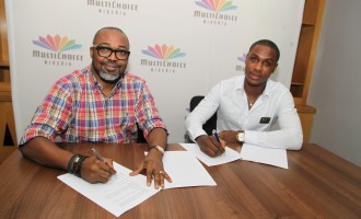 Ighalo: My parents couldn't afford DStv but I am now a MultiChoice ambassador