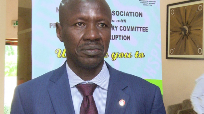 Biafra agitation funded by looters, says Magu