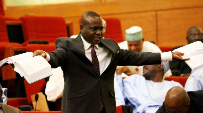 Presidential Adviser Enang apologises to senate over AGF row