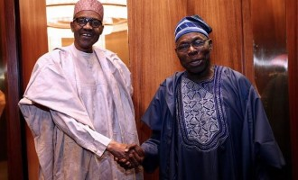 Obasanjo: So far, Buhari has not disappointed us