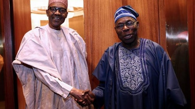 EXTRA: Like good, old wine, Obasanjo's wits keep getting better