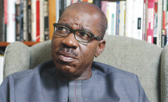 Obaseki sacks environment commissioner over sweepers' protest