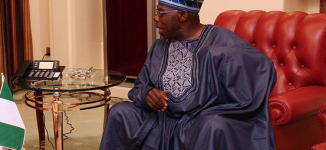 APC and PDP are wobbling parties, says Obasanjo