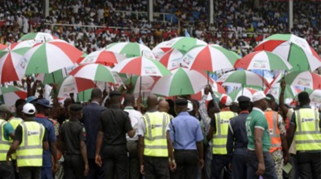 Where is the Nigerian opposition?