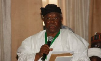 Bode George: PDP chairman must be on same level with Oyegun, 'not some bambino'