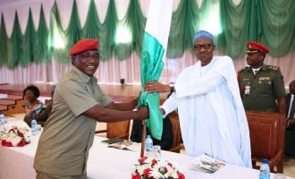 Dalung: Buhari said Super Eagles must not go to Russia as spectators