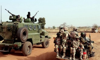 Army: We killed 107 Boko Haram fighters in Sambisa but lost four soldiers