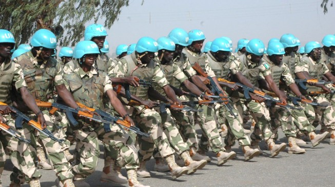 FG to deploy 700 soldiers in Liberia