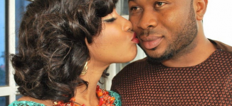 Tonto Dikeh, ex-husband both lay claim to Father's Day