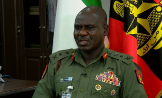 'Your days are numbered' — Buratai tells 'defeated' Boko Haram fighters