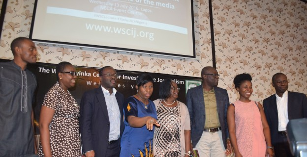 8th Wole Soyinka Centre Media Lecture Series