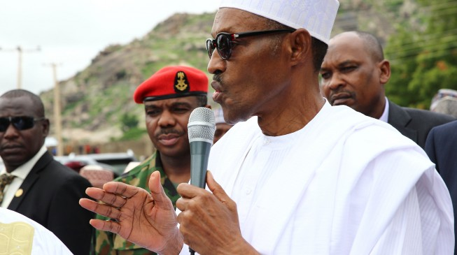 Buhari: Let's forget 2019 if we can't conduct election in one state