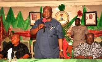 Ikpeazu urges US to stamp made-in-Aba goods