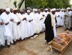 Dignitaries pay last respects at Umaru Shinkafi's burial
