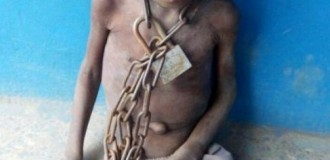 Church in Ogun 'tortures' nine-year-old in chains for weeks