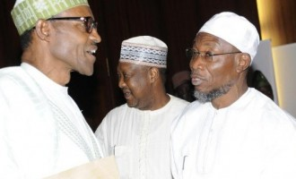 Aregbesola hosts Buhari, asks Osun residents to come out en masse