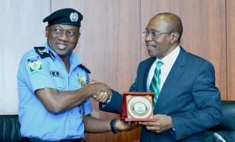 IGP seeks CBN support to deliver on police duty