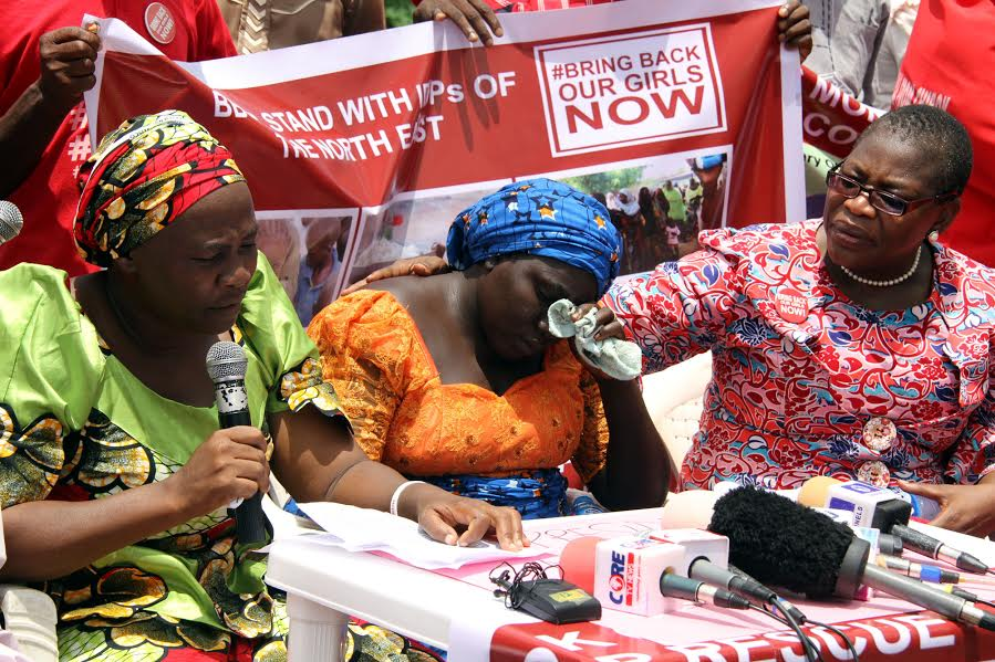 We Regret Voting For Buhari In 2015, He Deceived Us - Chibok Community