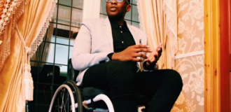 Wheelchair-confined son of Gbenga Daniel opens foundation for physically challenged