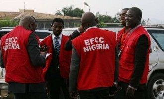 EFCC 'shielding' Yahaya Bello over corruption allegations