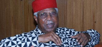 Ekwueme admitted after 'lapsing into coma'