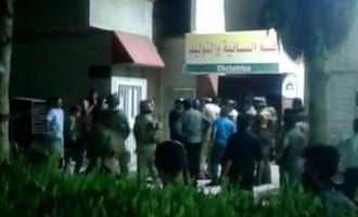 12 newborn babies killed in fire outbreak at Iraqi hospital