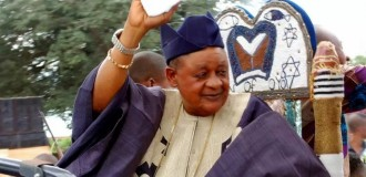 Buhari a good listener but he wants advice in writing, says Alaafin