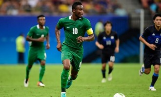 Nigeria vs Zambia: The talking will be done on the pitch, says Mikel
