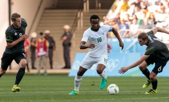 YOUR SAY: Should Rohr convert Mikel to an attacker for Super Eagles?