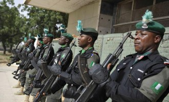 FLASHBACK: Exactly 7 years ago, UN honoured Nigeria police for exceptional service in Liberia
