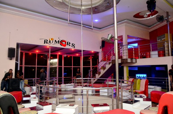 Club Rumours, Festac, owned by 2face Idibia