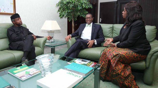 Nigeria Wants AfDB's West Africa Regional Office In Abuja
