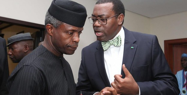 Adesina leads AfDB to Aso Rock