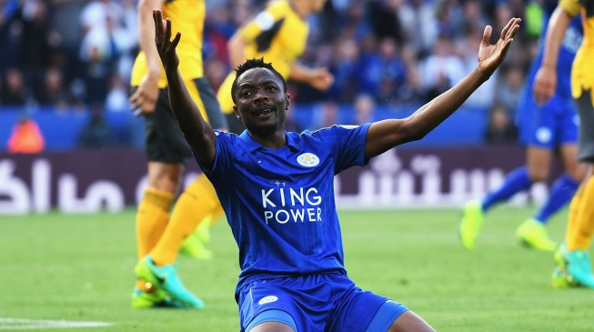 Ahmed Musa arrested, questioned over wife assault