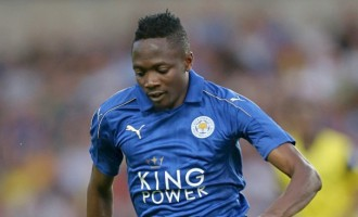 Musa's Leicester to face Atletico in Champions League quarter-final