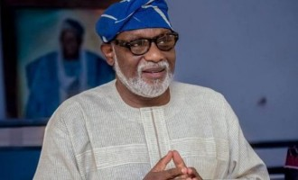 Akeredolu dissolves boards and agencies