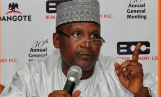 American institute names Dangote African Business Leader of the Year
