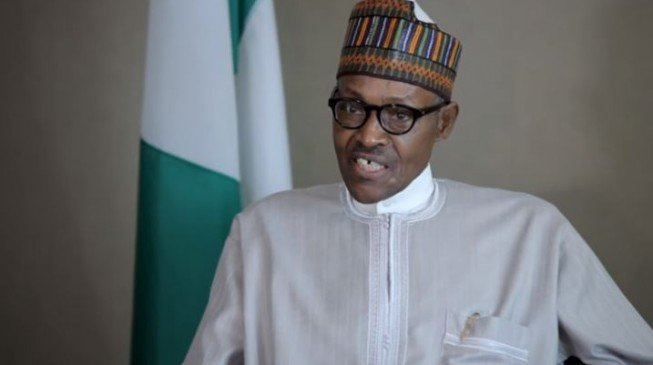 Buhari: In a country of over 450 ethnic groups, only God can do it
