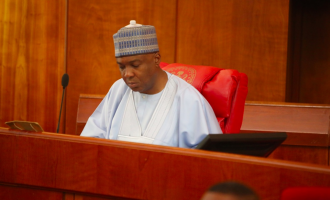 Drama as PDP senator hints at Saraki taking charge in Osinbajo's absence