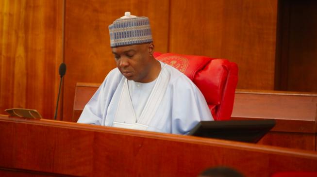Senate investigates alleged customs' seizure of 'Saraki's car'