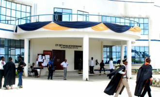 Petroleum varsity matriculates 1,114 students — highest since inception