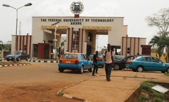 EFCC arraigns FUTA VC, bursar for alleged N156m fraud