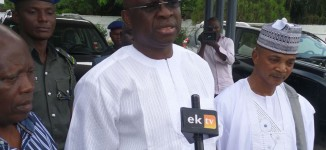 Fayose to Buhari: I can help you discipline your 'powerful' appointees