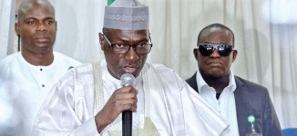 Makarfi's PDP: No solution to our crisis yet… we only agreed to stop media attacks
