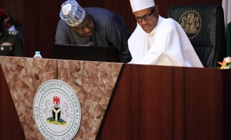 Buhari: We will get the economy right by God's grace