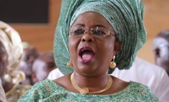 Patience Jonathan's house raided but Police, EFCC 'unaware'