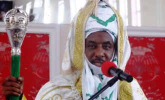 Beat your wives and lose your title, Sanusi warns Kano traditional leaders
